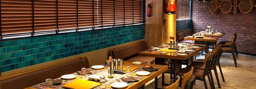 Barbeque Nation, Sector 16, Noida cover pic