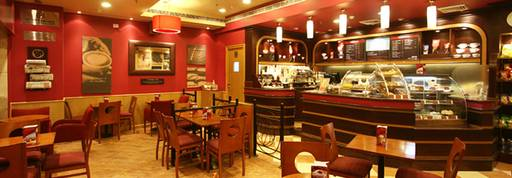 Costa Coffee, DLF Cyber City, Gurgaon cover pic