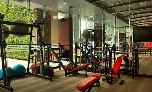 Power Cuts And Curves Gym And Fitness Centre, RT Nagar, RT Nagar logo