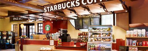 Starbucks, Ambience Mall, Gurgaon cover pic