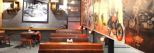 The Bikers Cafe, Golf Course Road, Gurgaon cover pic