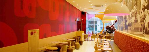Dunkin' Donuts, HT House, Connaught Place (CP), New Delhi cover pic