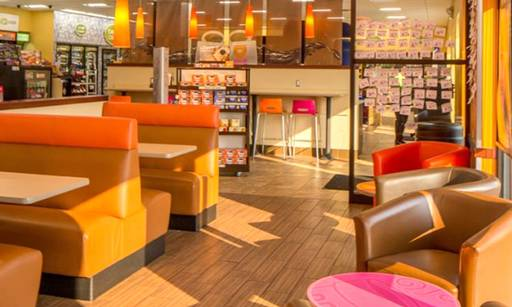 Dunkin' Donuts, MG Road, Gurgaon cover pic