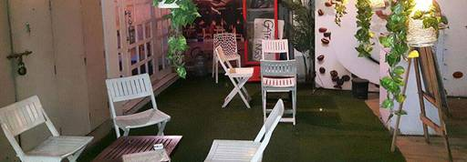 Cafe Gatherings, DLF Phase 4, Gurgaon cover pic