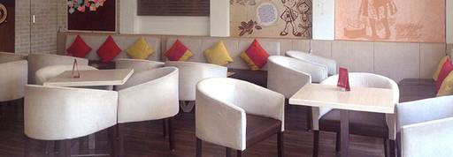 The Chocolate Room, DLF Cyber City, Gurgaon cover pic