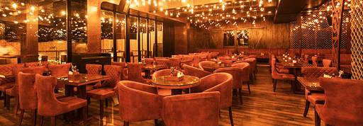 The Flying Saucer Cafe, Sector 29, Gurgaon cover pic