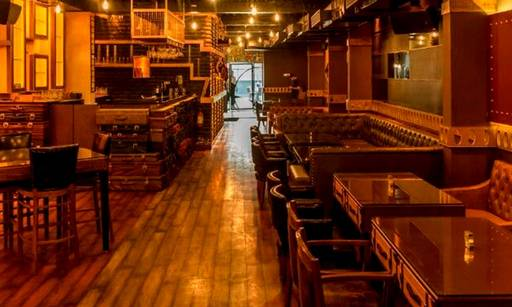 The Luggage Room Kitchen And Bar, CP, Connaught Place (CP), New Delhi cover pic