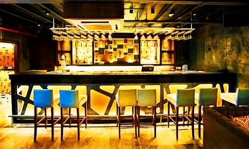 Quote - The Eclectic Bar And Lounge, Connaught Place (CP), Connaught Place (CP) logo